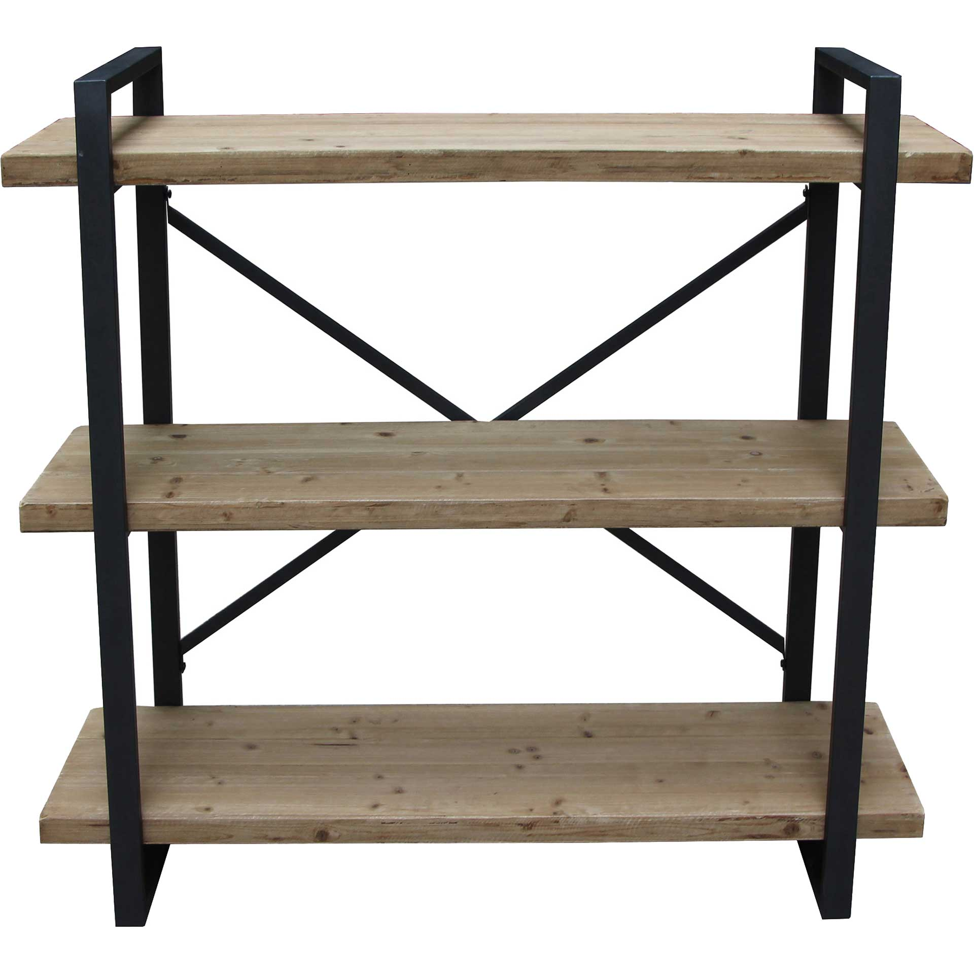 Lear 3-Level Shelf Natural