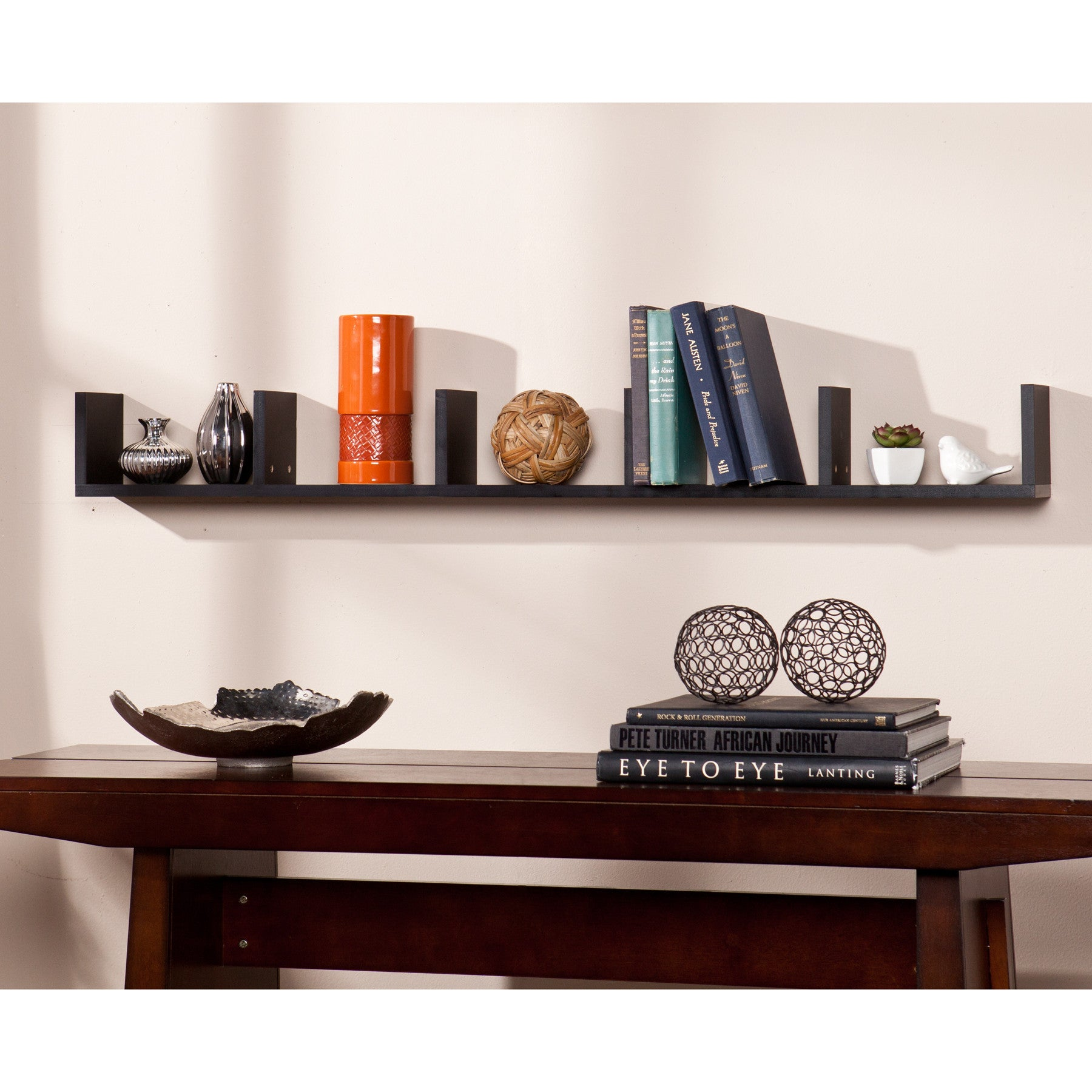Sonoma Shelf Black