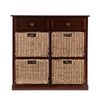 Kent 4-Basket Storage Chest