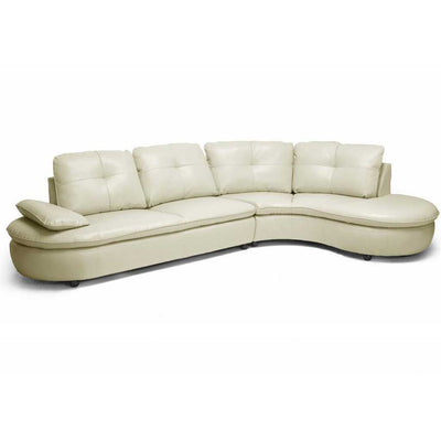 Bari Sectional Sofa Beige