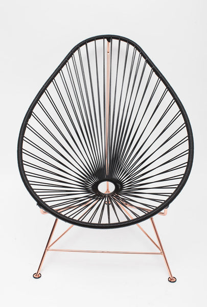Acapulco Chair Black Copper Froy