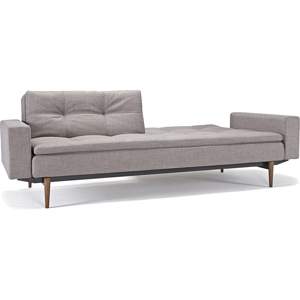 Denmark Arm Sofa Gray