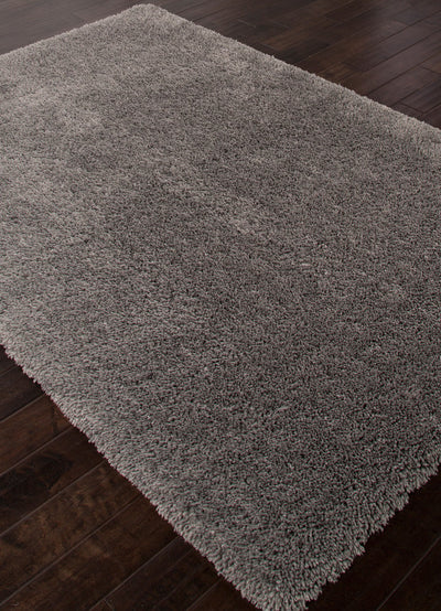 Layla Plush Gray Area Rug