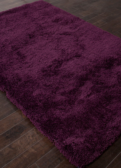 Layla Plush Purple Area Rug