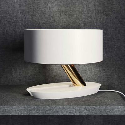 Albion Table Lamp Mont Blanc/Brass