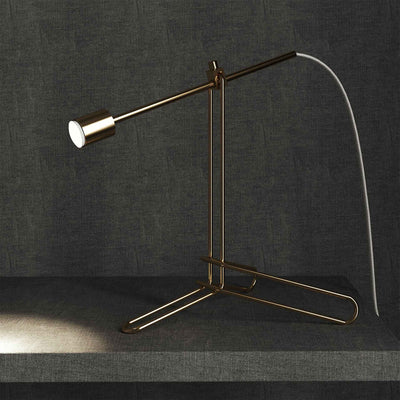 Balfour Table Lamp Brass