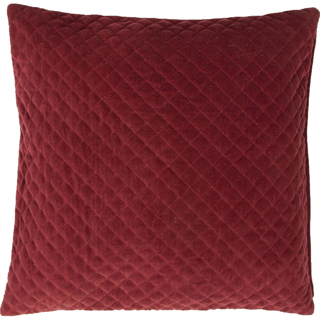 Lavish La01 Red Ochre Pillow