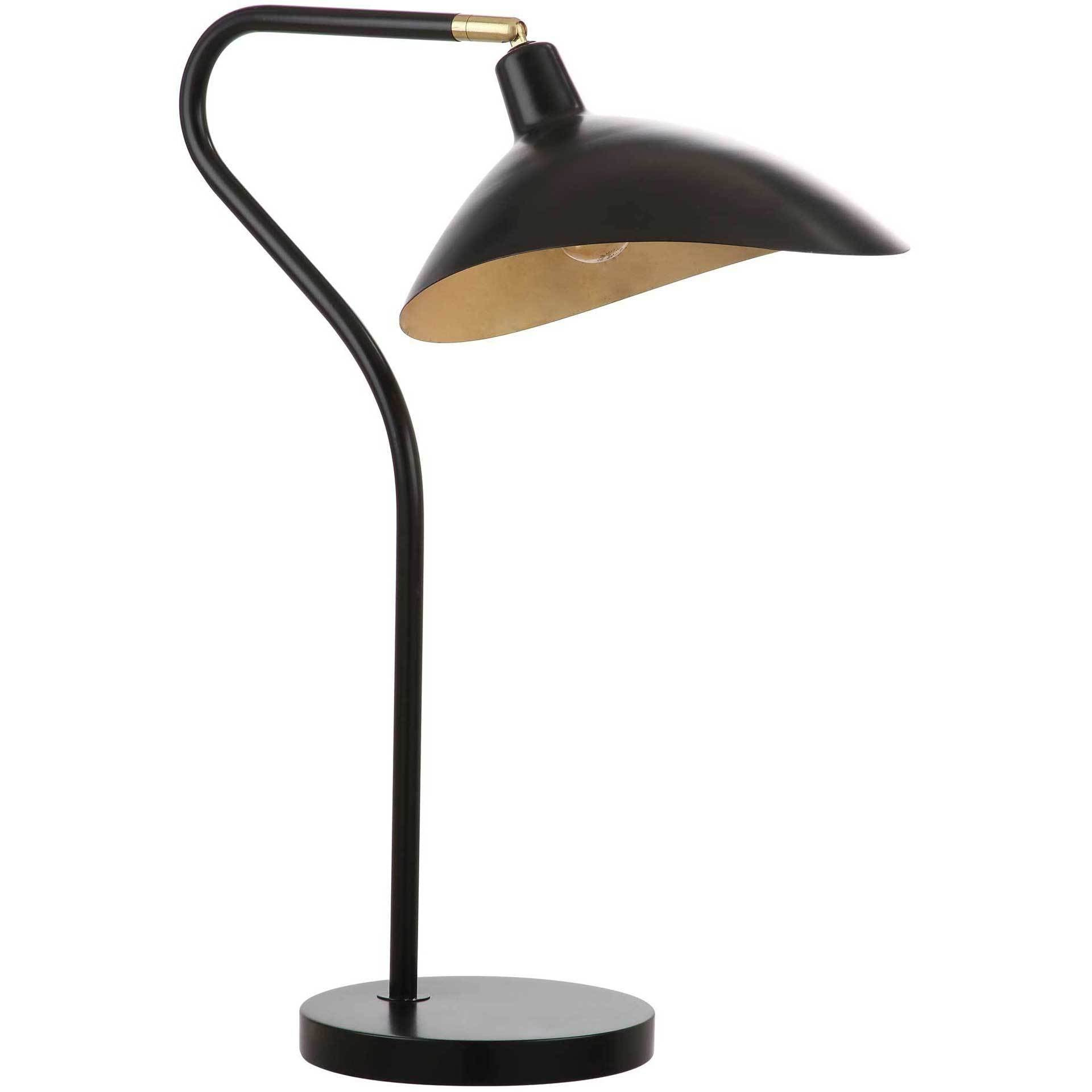 Giovanna Adjustable Table Lamp Black