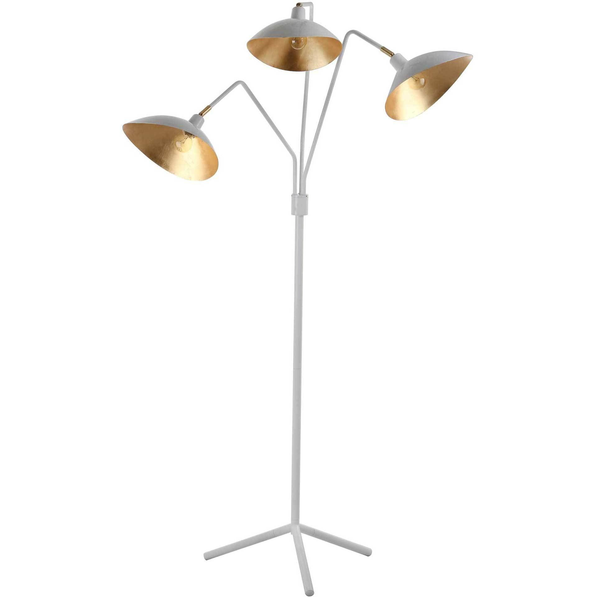 Irvin Floor Lamp White