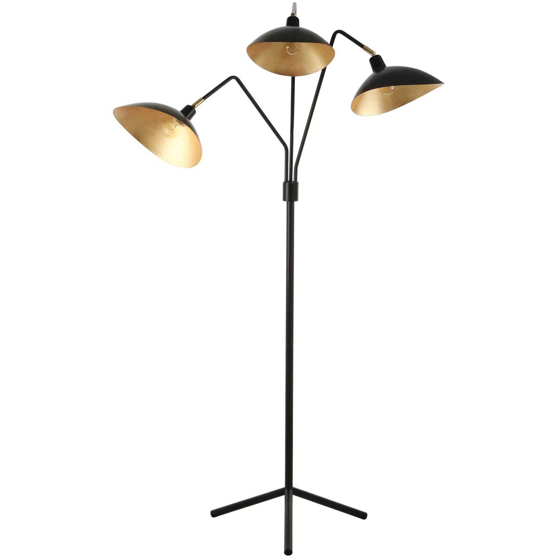 Irvin Floor Lamp Black