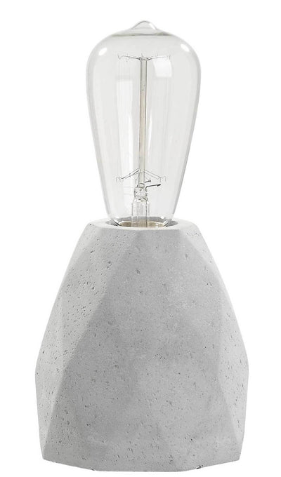 Aria Concrete Table Lamp Gray (Set of 2)