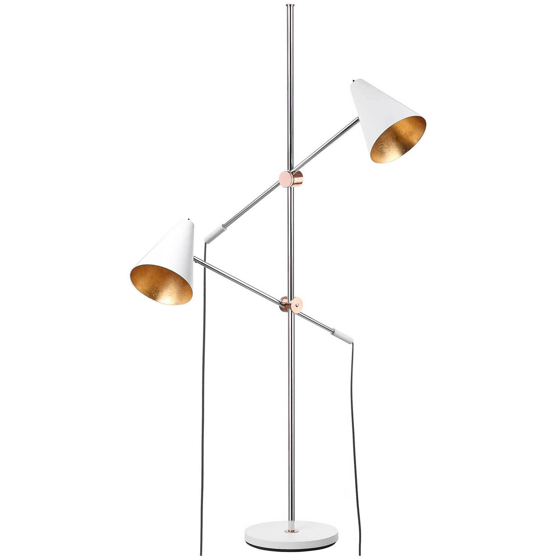 Rex Floor Lamp White