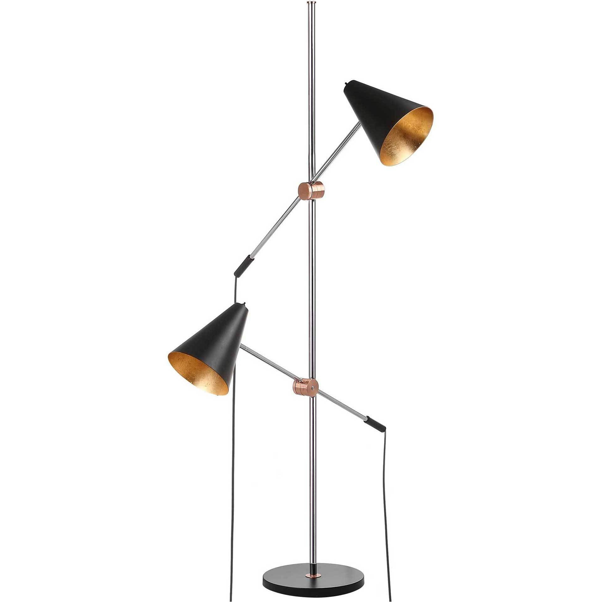 Rex Floor Lamp Black