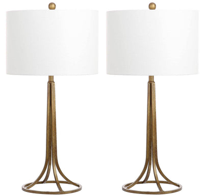 Mckinley Table Lamp Antique Bronze (Set of 2)
