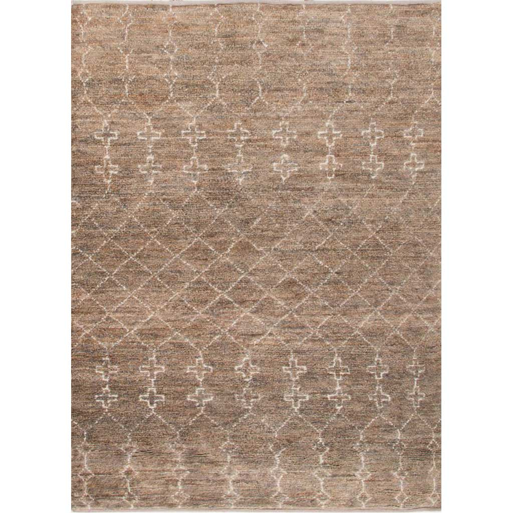 Luxor Lapins Natural/Gray Area Rug