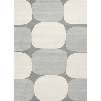 Lounge Zenia Charcoal/Antique White Area Rug