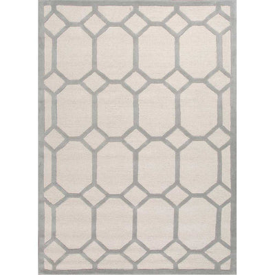 Lounge Mayakka Antique White/Gray Area Rug