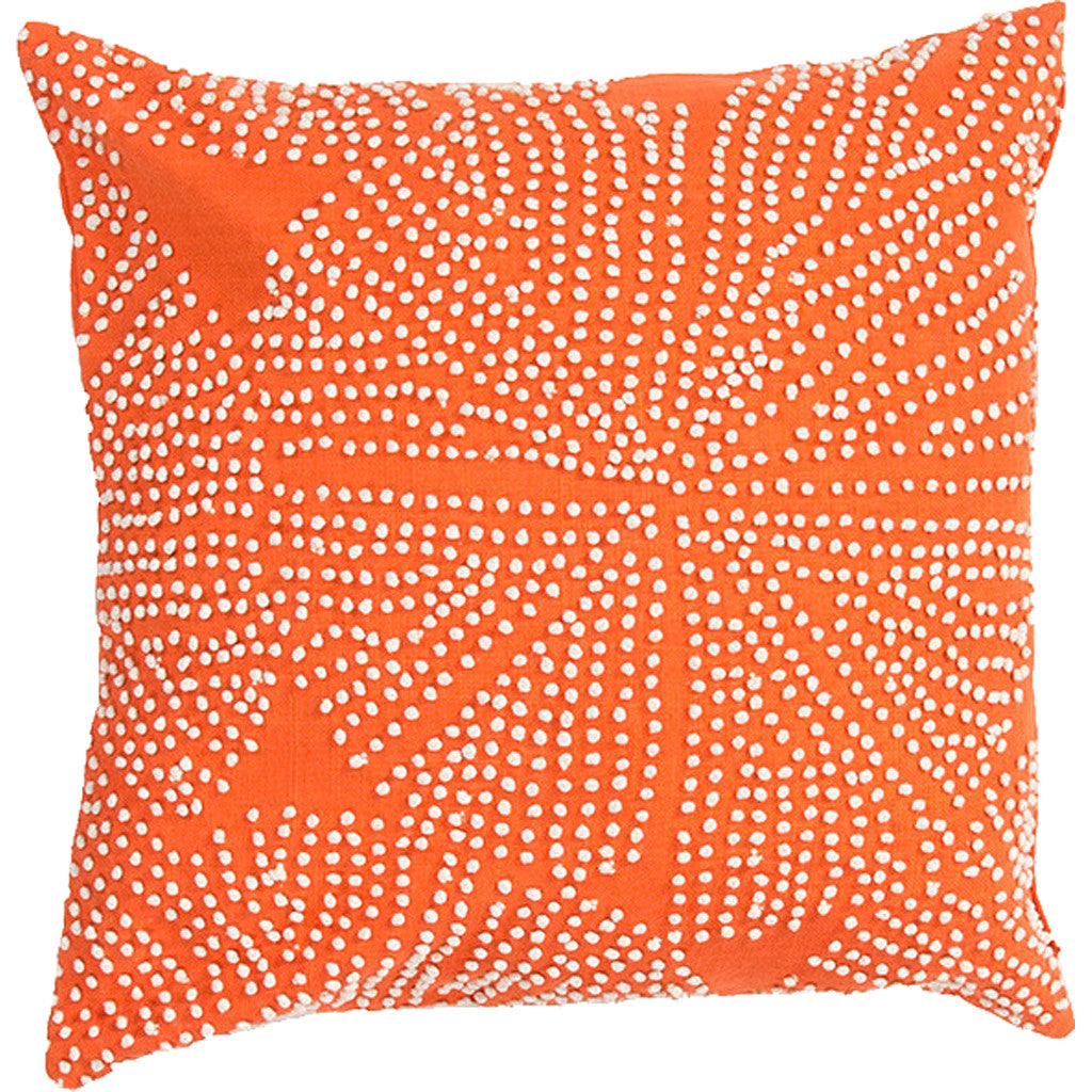En Casa Encasa09 Orange Pillow