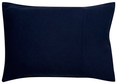 En Casa Encasa14 Blue/Taupe Pillow