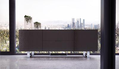 Eldridge Media Cabinet Wenge