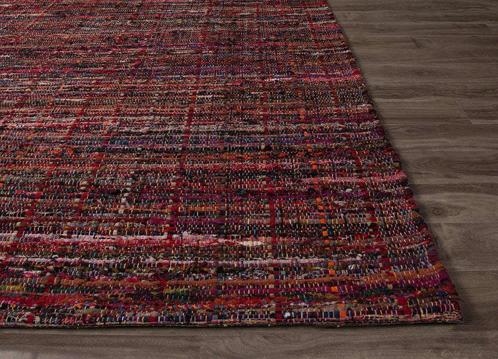 madison harris tango redcoral red area rug