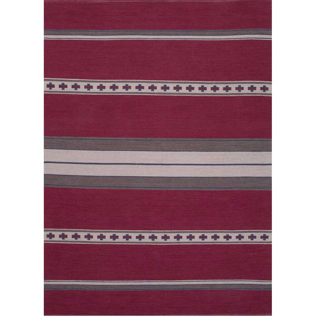 Traditions Cuzco Cordovan/Ensign Area Rug