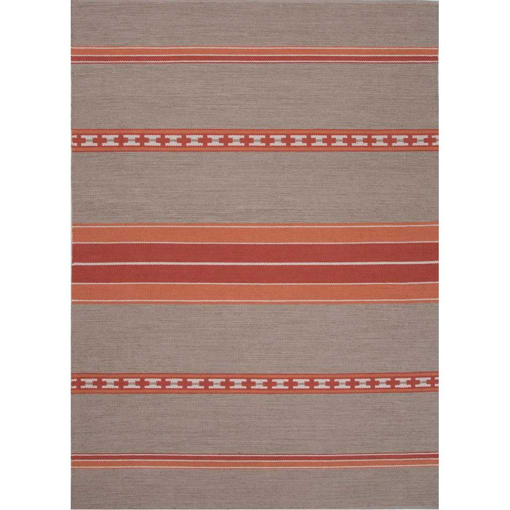 Traditions Cuzco Cement/Oyster Gray Area Rug