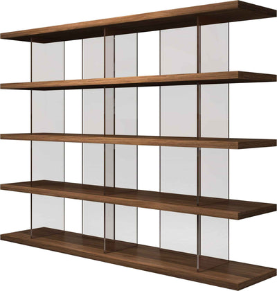 Beekman Bookcase Walnut