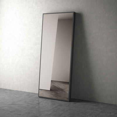 Greene Mirror Gray Oak