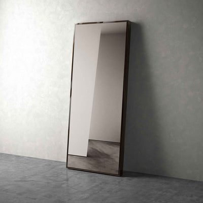 Greene Mirror Cathedral Ebony Lacquer