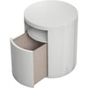 Mulberry Nightstand White