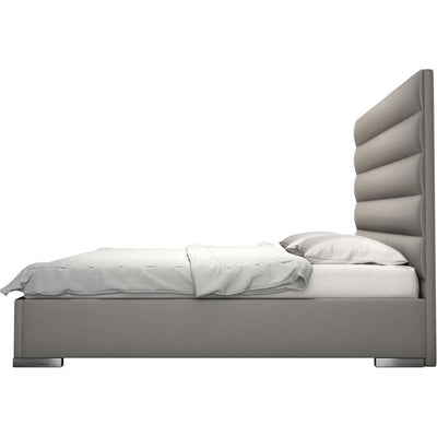 Prince Bed Castle Gray