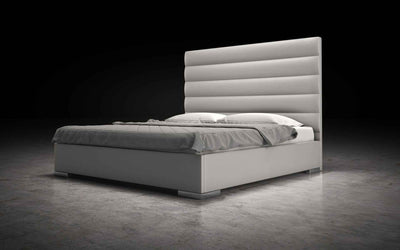 Prince Bed Pearl Gray