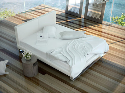 Chelsea Bed White