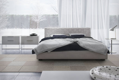 Madison Bed White