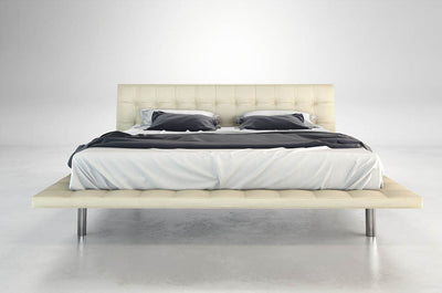 Howard Bed Oyster White