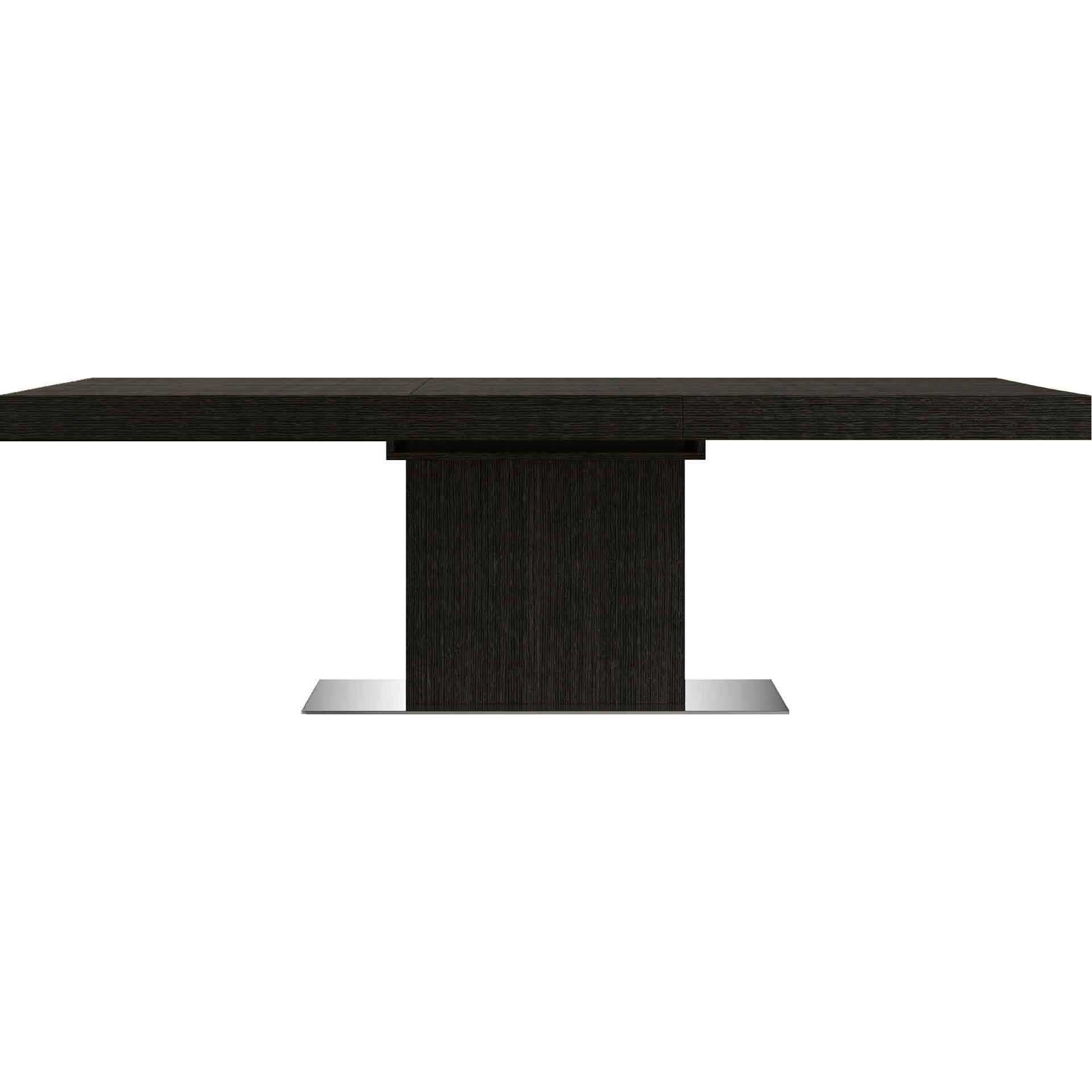 Astor Dining Table Gray Oak