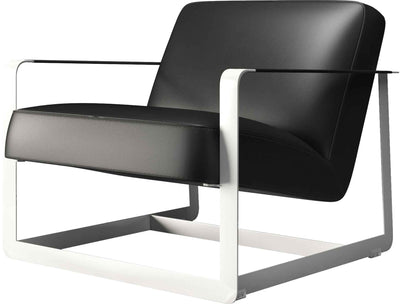 Crosby Lounge Chair Black