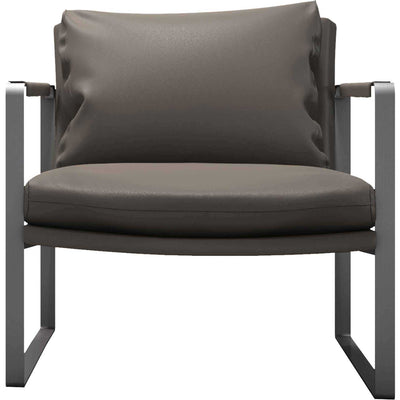 Charles Armchair Castle Gray