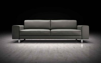 Waverly Sofa Warm Gray/Graphite