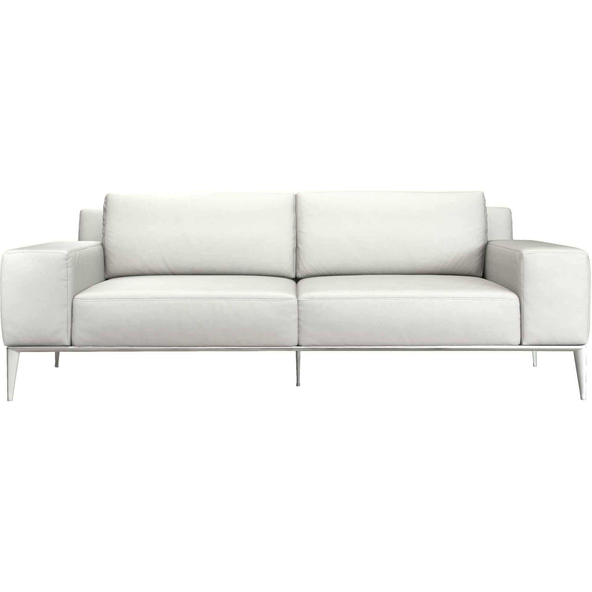 Elizabeth Sofa Soft Snow