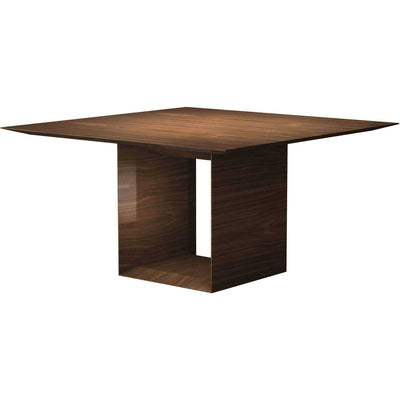 Greenwich Square Dining Table Walnut