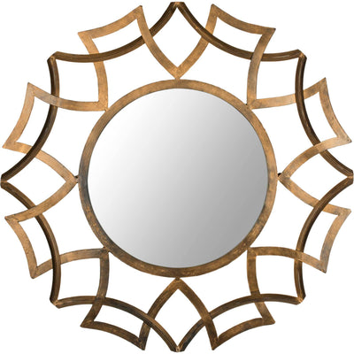 Ingrid Sunburst Mirror