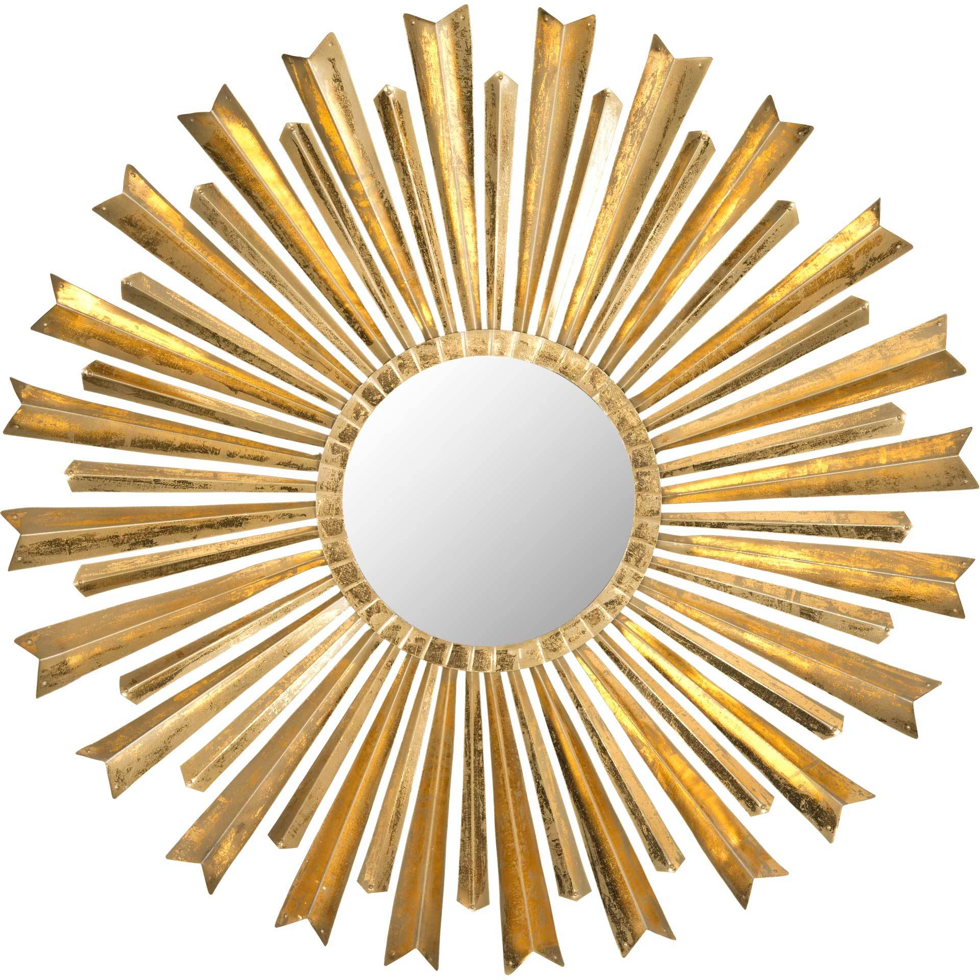 Goldman Arrows Sunburst Mirror