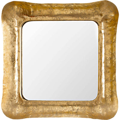 Genesis Square Iron Mirror