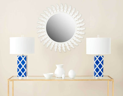 Ingrid Sun Mirror White