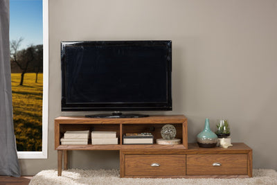 Bahl Wood TV Stand