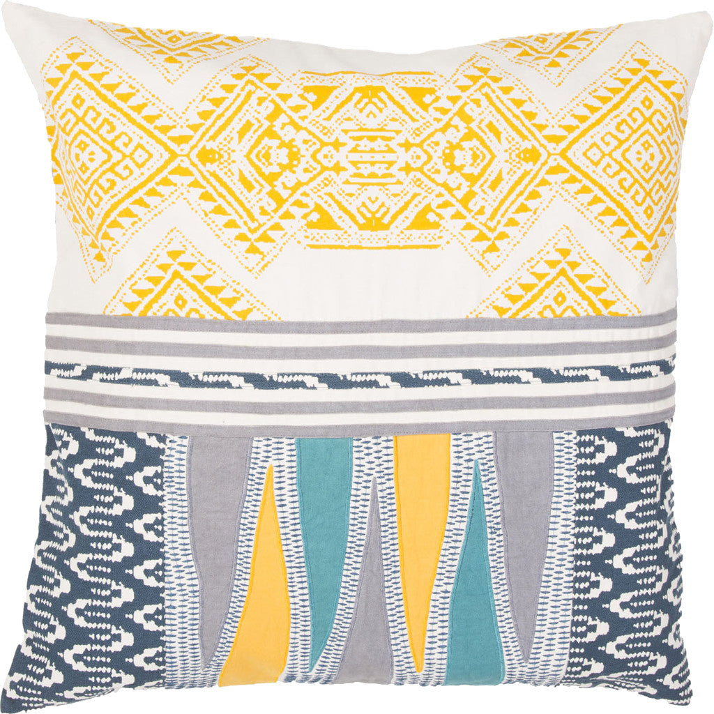 Traditions Max04 Birch/Golden Rod Pillow