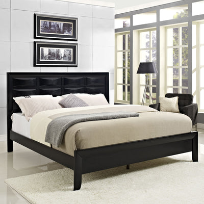 Hatch Bed Black