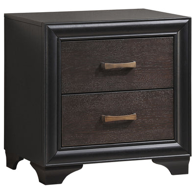 Mayfair Nightstand Walnut